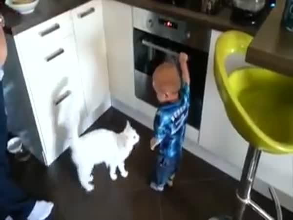 Neotvírej tu troubu!