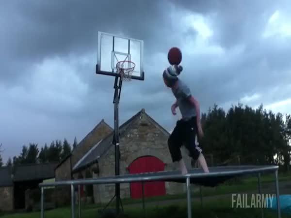 Největší blbci – Basketball