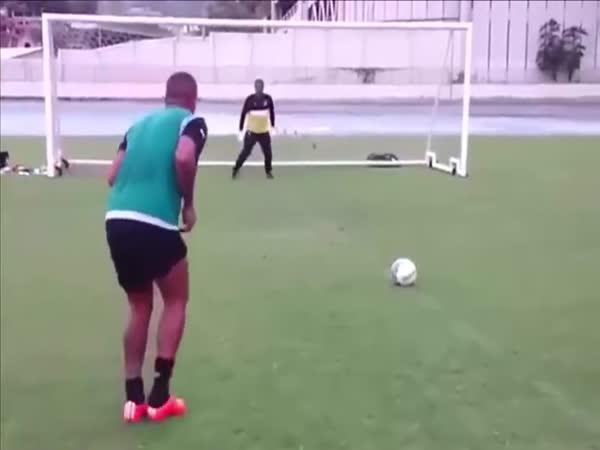 Jak se kope penalta