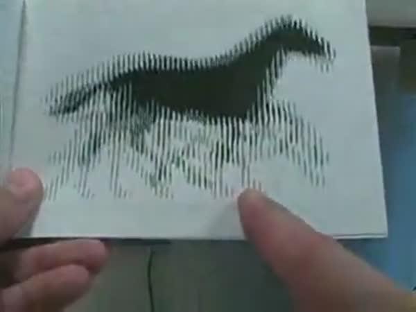 Animace na papíře