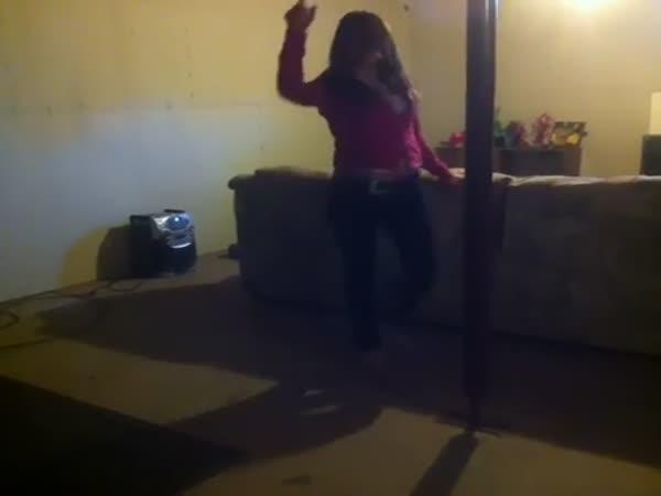 Bolestivý tanec