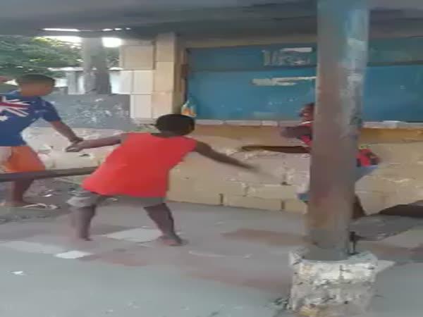Africká herní konzole