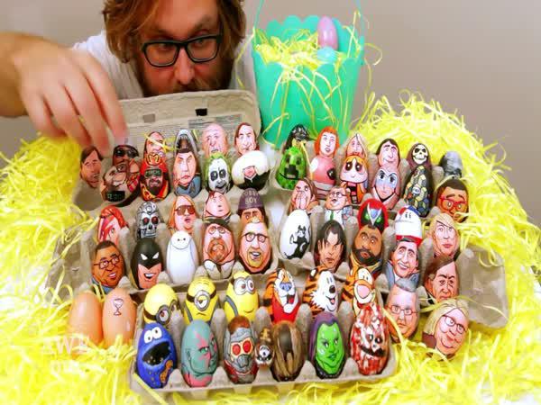 Filmová velikonoční vajíčka