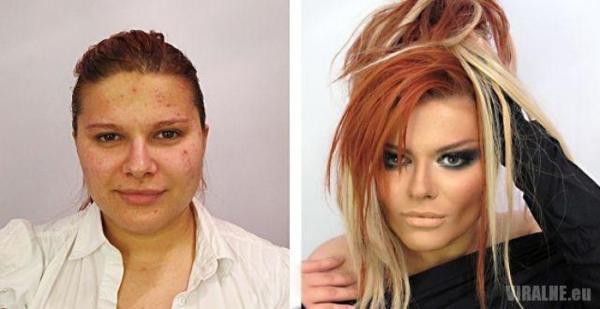 GALERIE - Co dokáže make-up