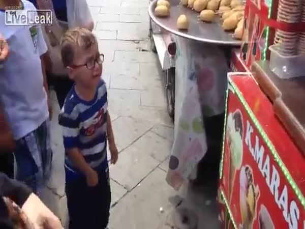 Zábava zmrzlináře