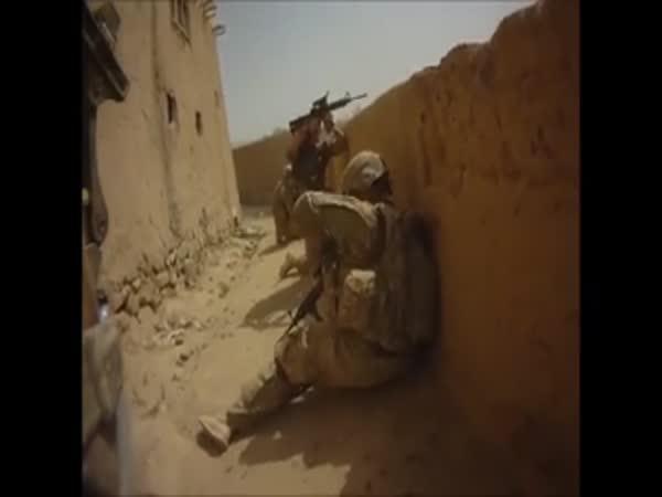 Afghánistán - Reálná válka