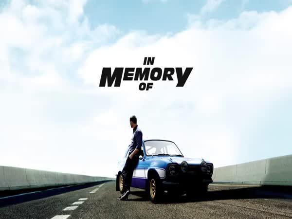 Paul Walker - See you again