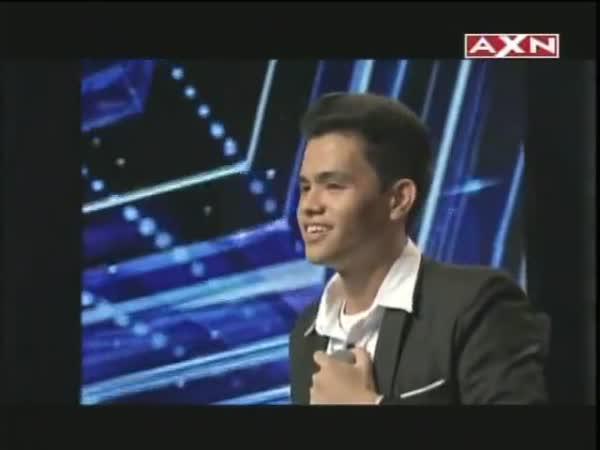 Borec - Talentovaný mladý beatboxer