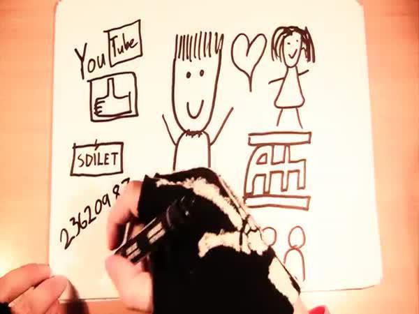 AtiShow - Draw my life
