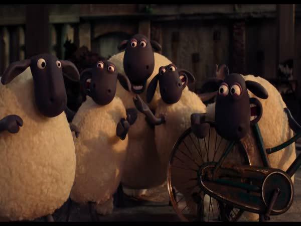 Ovečka Shaun - Pěvecké kvarteto