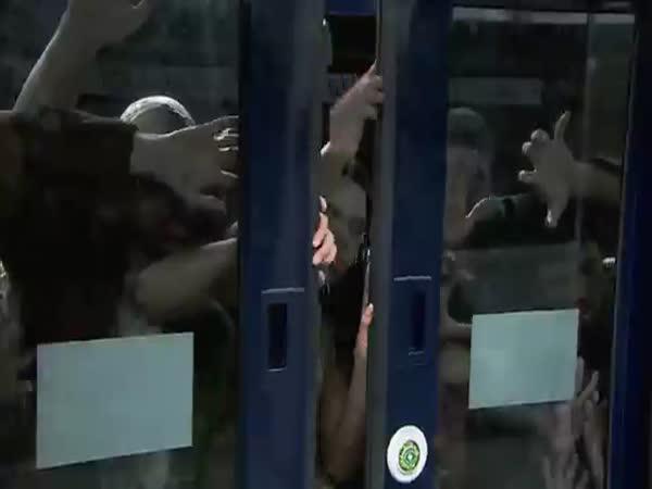 Skrytá kamera - Zombie apokalypsa
