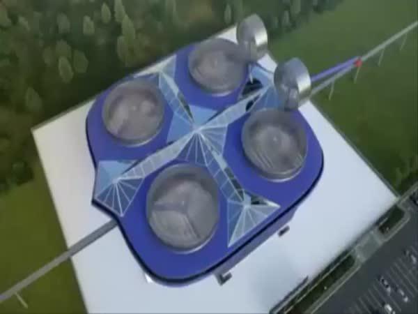 Animace - Přeprava budoucnosti