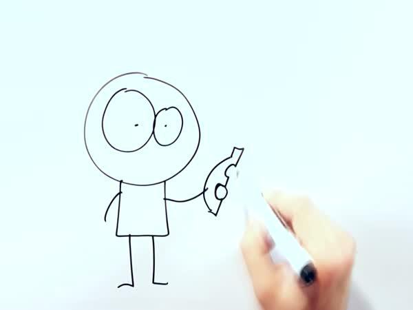 Hoggy - Draw my life / Kreslím svůj život