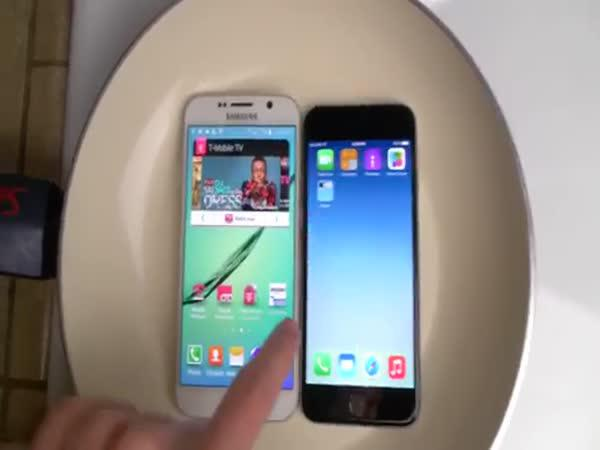 Test varem: iPhone 6 vs Galaxy S6