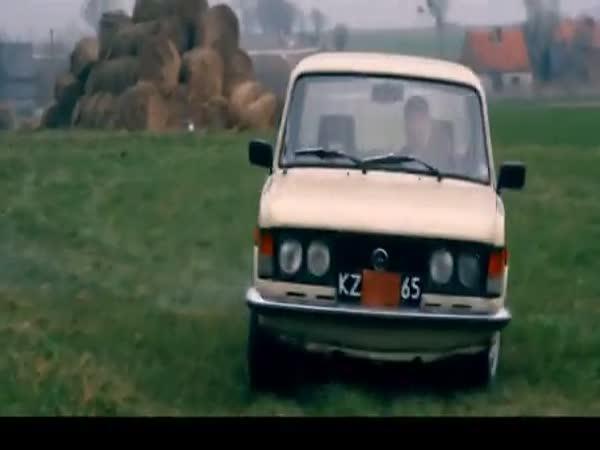 Polská parodie na rychle a zběsile