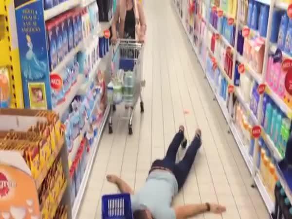 Kdyby zvířata chodila nakupovat