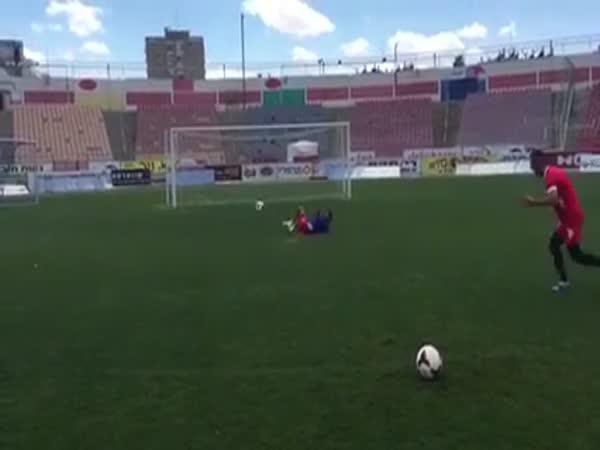 Nejsrandovnější penalty ve fotbale