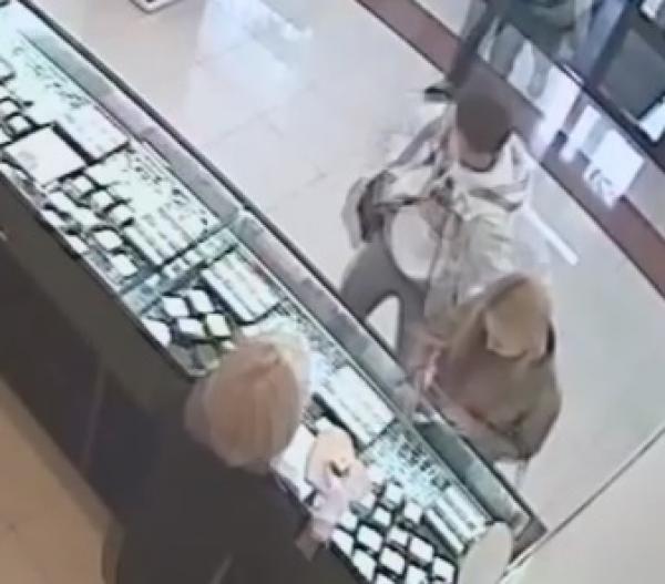 Rusko - Nepovedená krádež