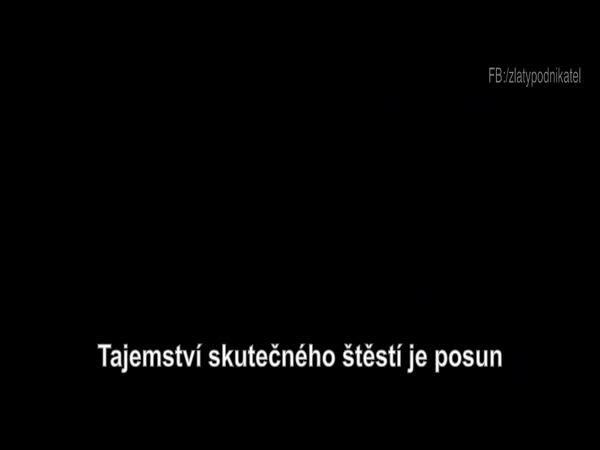 Motivační video - Postup