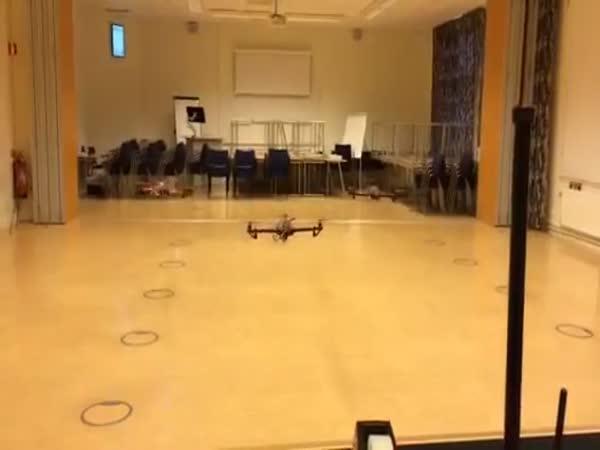 Jak zničit 3 drony během 3 vteřin