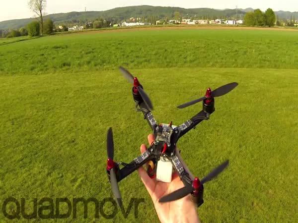 Vytuněný dron