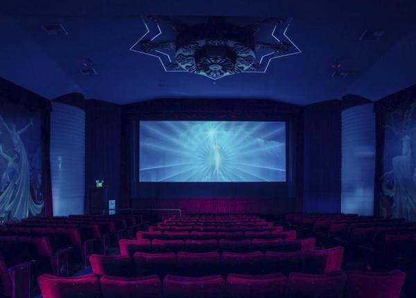 GALERIE -  Nejlepší kinosály