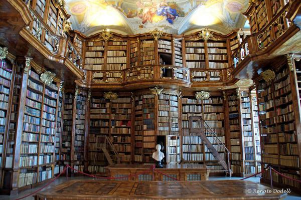 GALERIE - Úžasné knihovny