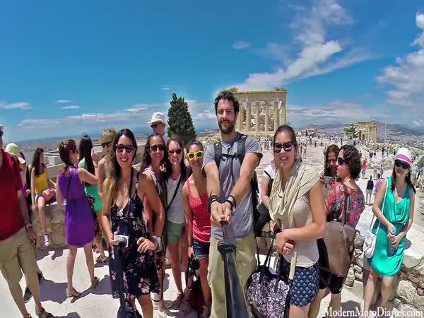 Selfies okolo světa II