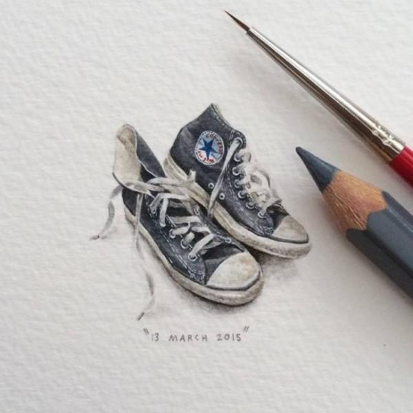 GALERIE - Úžasné miniaturní malby
