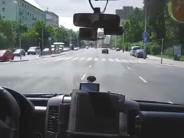 Řidič sanitky