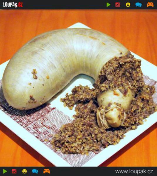 GALERIE - Nejhnusnější jídla na světě