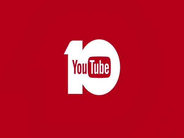 10 let YouTube od A po Z