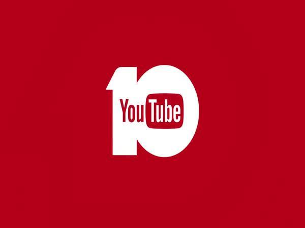 10 let YouTube od A po Z