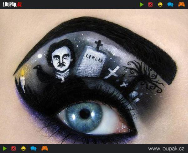 GALERIE - Umělecká díla kolem očí
