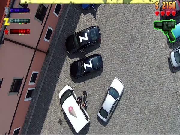 GTA 2 v reálném životě #2
