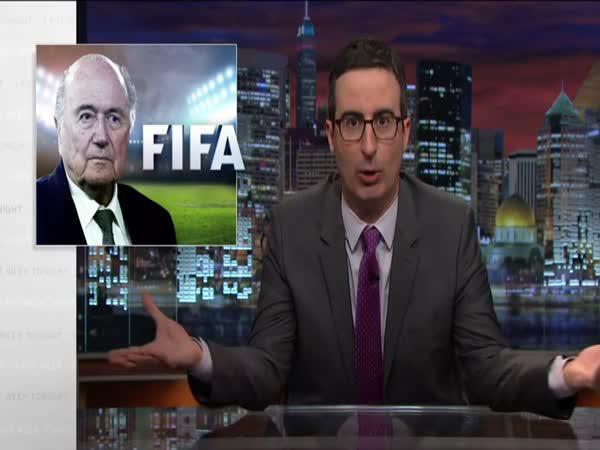 Zkorumpovaná FIFA