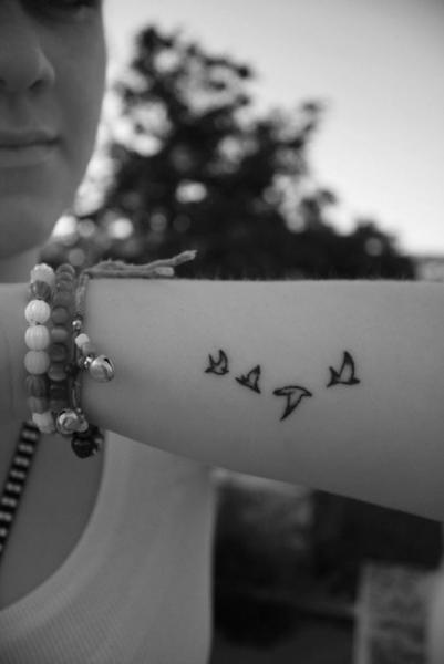 GALERIE - 15 nejhezčích malých tetování