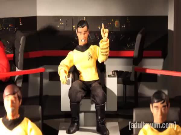 Když Enterprise vypadne proud
