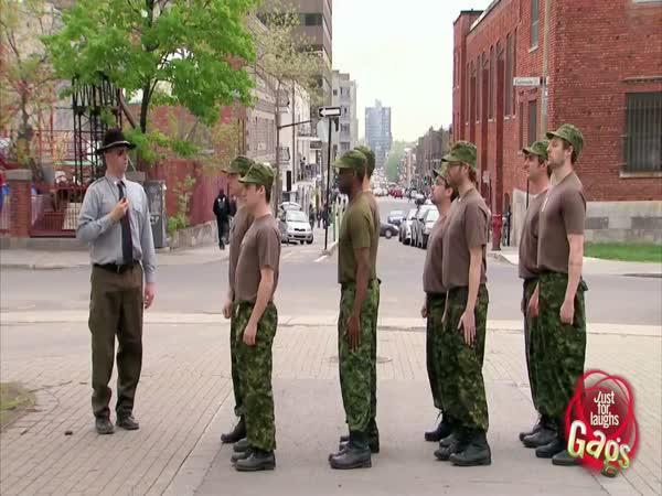 Armáda - Rozkaz je rozkaz!