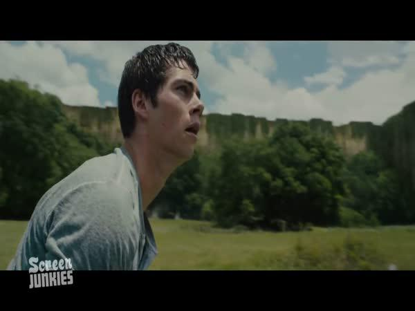 Upřímné trailery – Labyrint: Útěk