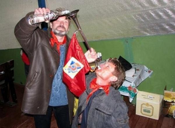 GALERIE - Párty v Rusku