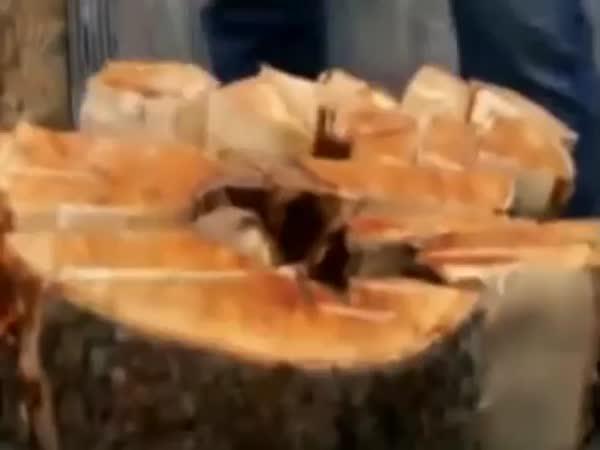 Zlepšovák na štípání dřeva #2