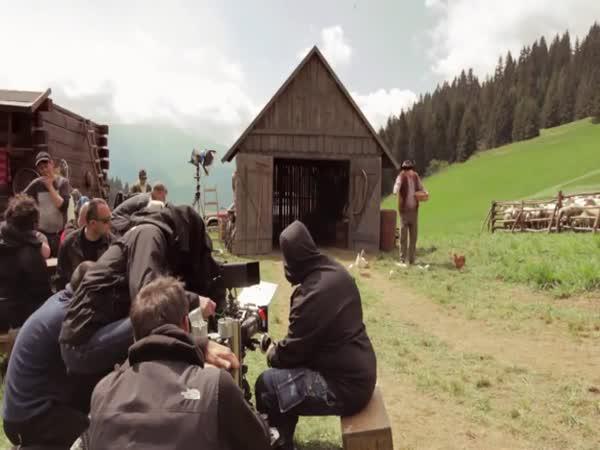 Jak se točila Slovenská reklama na Coop