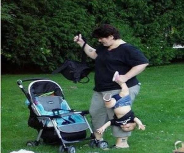 GALERIE - Velmi špatní rodiče