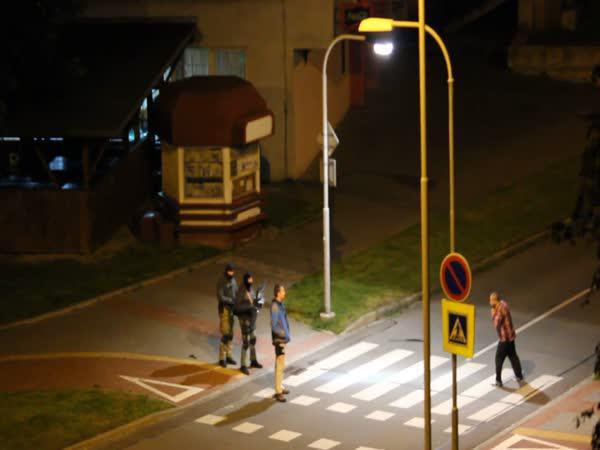 Česká republika - Pokus o sebevraždu v Havířově