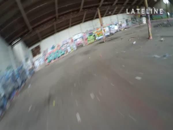 Závod dronů