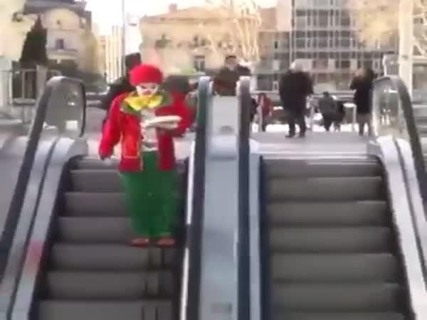Zlomyslný klaun