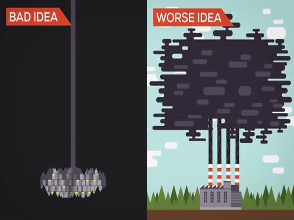 Proč zůstat u jaderné energie