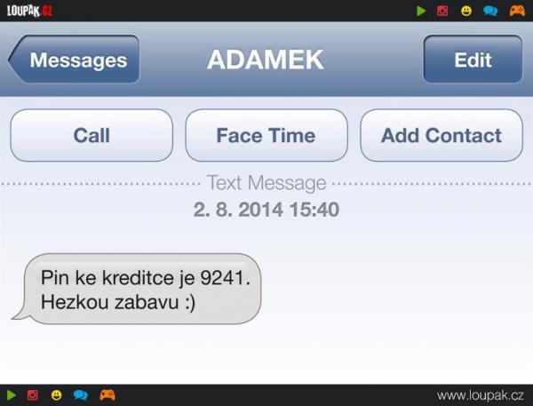 GALERIE - 15 SMSek od ideálního může!