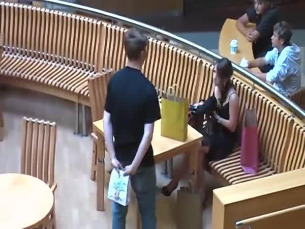Česká republika - Nepovedená krádež